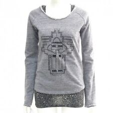 Scotch & Soda Maison Sweatshirt mit Tanktop Shirt Grau ** NICE STYLE ** NEW **