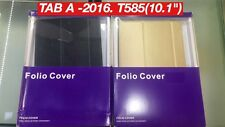 """Flip PU LEATHER CASE COVER FOR samsung Galaxy Tab A 2016 T585 10.1"""""""