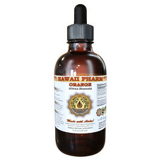 Orange (Citrus Sinensis) Organic Dried Peel Liquid Extract