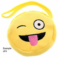 Emoji Party Bag Fillers For Girls Kids Birthday Goody Favours Coin Purse Ideas