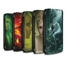 Elena Dudina PU Leather Case/Wallet for Samsung Galaxy S8/G950 /The Birds