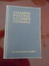 1947 Scott Standard Postage Stamp Catalogue - Combined Edition - HC