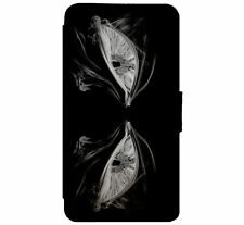 Gothic - Emo Inspired Goth Leather Flip Phone case wallet for iPhone & Samsung