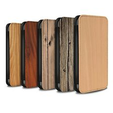 Case/Cover/Wallet for Samsung Galaxy S8 Plus/G955/Wood Grain Effect/Pattern