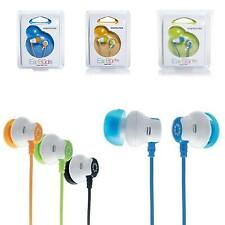 MEMOREX CB-25 SILICONE COMFORT TIP EAR-BUD IN EAR HEADPHONES FOR IPHONE ANDROID