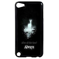 After All This Time Always Harry Potter Plastic Case for iPod 4th 5th 6th G D4