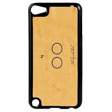 Harry Potter The Boy Who Loved Glasses Plastic Case for iPod 4th 5th 6th G D10