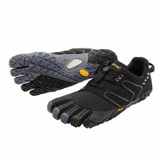 VIBRAM Fivefingers V-Trail Men's Vibram Shoe 17M6901 Black/Grey NEW