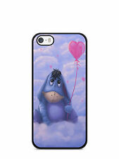 funda carcasa para iphone 4 / 4s 5s 5c 6 6s Borriquito Winnie l osito Funda Duro