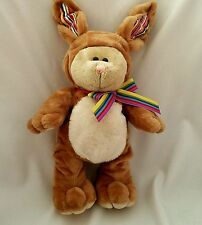 STARBUCKS BEARISTA BEAR BUNNY RABBIT PLUSH NEW NWOT