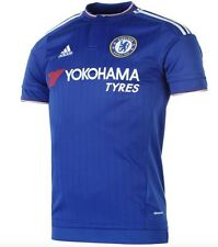 Adidas Chelsea FC London Camiseta Local 15 2016 Yokohama Tyres Todos Las Tallas