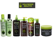 Hollywood Beauty Enriched With Argan Oil Hair Treatment From Morocco -FULL RANGE