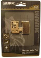 Hayes Stroker Trail / Gram / Carbon   Sintered Pads by BARADINE