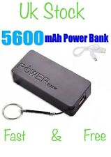 5600mAh portable usb Power bank external battery charger for mobile mp3