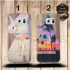 "cover cellulare, CUSTODIA CELLULARE PER SAMSUNG GALAXY "" Flamingo """