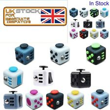 Fidget Cube Desk Toy Children Desk Toys Adults Stress Relief Anxiety Cubes ADHD