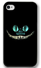 Coque IPHONE Samsung Xperia HUAWEI alice wonderland cat Cheshire hard Disney