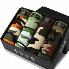 underwear mens boxer shorts fashion breathable camouflage print pack of 2