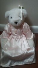Rare Vermont Teddy Bear With Tags 1991 Vintage