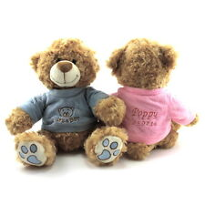 Teddy bear personalised 'Its a Girl' or 'Its a Boy' bear with free luxury box
