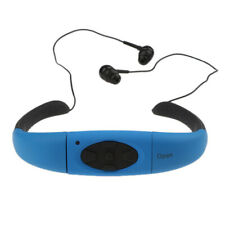 Waterproof Earphone IPX8 Underwater Sport MP3 Player Built-in 8GB Memory