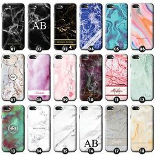 Gel/TPU Phone Case for Apple iPhone Smartphone/Custom Marble/Protective Cover