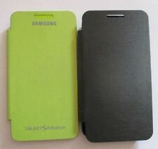 Samsung Galaxy S advance I9070 Back Flip Cover Cases/Screen Guard