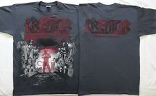 KREATOR ,,Terrible Certainty,, UNIQUE T-SHIRT ALL PRINT STEEL STRICT LIMITED