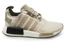 Mens Adidas NMD_R1 NMD R1 - S76848 - Beige Black Trainers