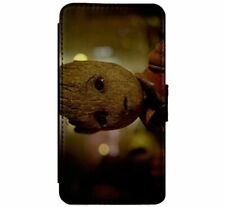Marvel Baby Groot I Am Groot Leather Flip Phone Case for iPhone & Samsung D25