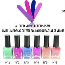 VERNIS ONGLE COULEUR FLASHY TOP BASE COAT MANUCURE 15 ML VER055