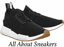 """Adidas NMD R1 PK Gum Pack """"Core Black"""" Primeknit Boost BY1887 Limited One"""