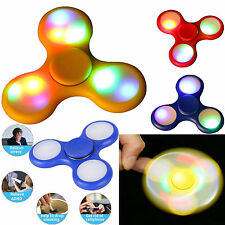 LED Fidget Spinner Hand Spinner Good For People With ADHD *Premium Quality*