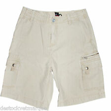 Bermuda short TOSH LONG beige homme BIG STAR taille 29 US