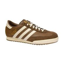 adidas Beckenbauer Mens Trainer Shoe Size 7 - 12 Browns RRP £70/-