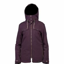 Ride Blackmail Woman's Jacket (Port)
