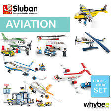 SLUBAN AVIATION AIRPLANES FULL RANGE CHOOSE YOUR KIT FULLY COMPATIBLE BNIB