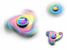 Fidget Hand Finger Tri Spinner EDC Spinning Focus ADHD Stress Relieve Gyro Toy