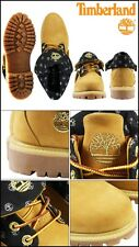 Timberland Boots Af Roll Top Mens Leather Nubuck Wheat Walking Shoes 6152B