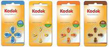 Kodak Hearing Aid Batteries - 4 in a pack - Size 10-13-312-675 -1.45V