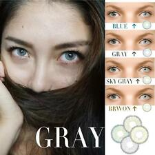 Contact Lenses 5 Color Soft Big Eye UV Protection Cosmetic Lens-Europe