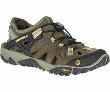 Merrell All Out Blaze Sieve Women's J37666 Olive Night NEW