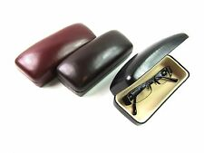 Unisex New Glasses Sunglasses Spectacles Case Hard Case Fully Lined Protective