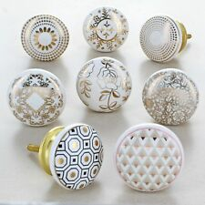 Royal Gold Cupboard Door Knobs Kitchen Door Handles Cupboard Drawer Pulls