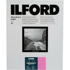 Ilford Multigrade IV RC Deluxe Resin Coated VC Black & White- 8x10