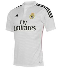 Adidas Accueil Heim Maillot Real Madrid 14 2015 Taille S,M,L,XL avec étiquette