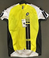 Assos Jersey Mille SS Maglia ciclismo uomo
