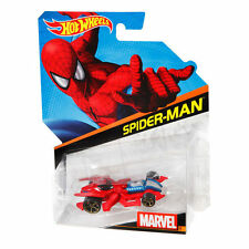 Hot Wheels Marvel Character Cars 1:64 Scale Die-Cast Vehicle Mattel