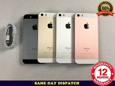 GRADE A Apple iPhone SE 16GB 32GB 64GB 128GB Unlocked All Colours A1723