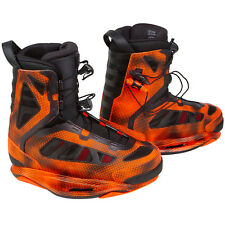 Attacchi Wakeboard Ronix PARKS BOOT ELECTRIC ORANGE